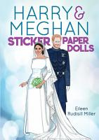 Harry   Meghan Sticker Paper Dolls PDF