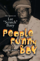 People Funny Boy   The Genius Of Lee  Scratch  Perry Book