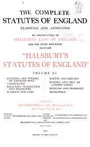 The complete statutes of England PDF