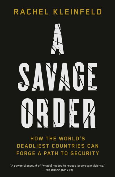 Download A Savage Order Book