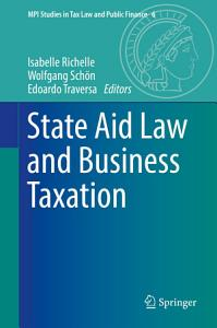 State Aid Law and Business Taxation PDF