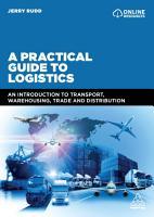 A Practical Guide to Logistics PDF