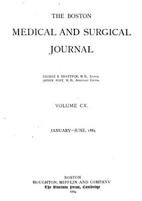 the boston and medical surgical journal PDF