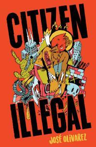 Citizen Illegal Book