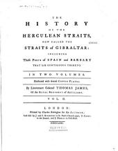 The History of the Herculan Straits