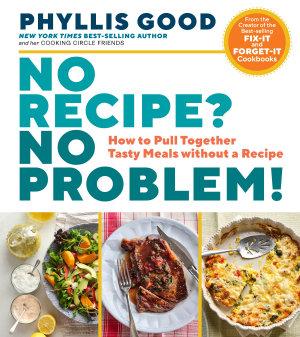 No Recipe  No Problem  PDF