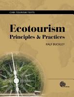 Ecotourism PDF