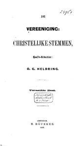 De Vereeniging Christelijke Stemmen: Volume 12
