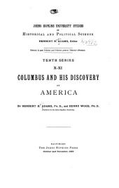 Columbus and His Discovery of America