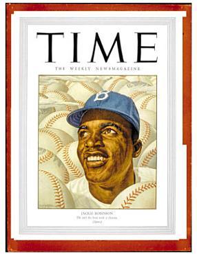 TIME Magazine Biography  Jackie Robinson PDF