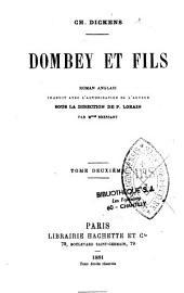 Dombey et fils: roman anglais