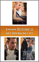Harlequin Historical July 2020   Box Set 1 of 2 PDF