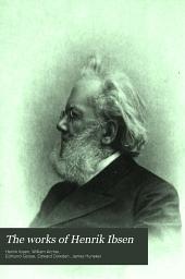 The works of Henrik Ibsen: Volume 12