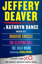 Kathryn Dance eBook Boxed Set: Roadside Crosses, Sleeping Doll, Cold Moon
