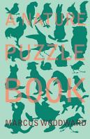 A Nature Puzzle Book PDF