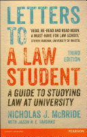 Letters to a Law Student PDF