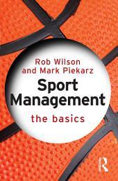 Sport Management: The Basics
