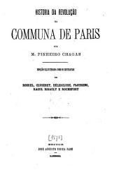 Historia da revolução da Communa de Paris por M. Pinheiro Chagas: Volume 1
