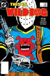 Wild Dog (1987-1987) #1