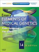 Emery's Elements of Medical Genetics E-Book