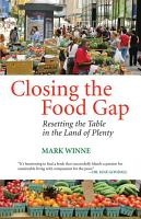 Closing the Food Gap PDF