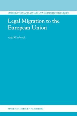 Legal Migration to the European Union PDF