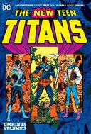New Teen Titans Vol. 3 Omnibus New Edition