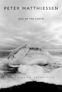 Download End of the Earth Book