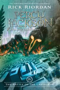 Battle of the Labyrinth  The  Percy Jackson and the Olympians  Book 4  Book
