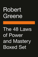 The 48 Laws of Power and Mastery Boxed Set