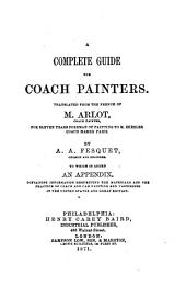 A Complete Guide for Coach Painters