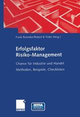 Erfolgsfaktor Risiko Management PDF