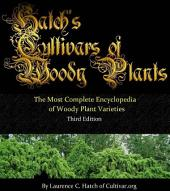 Cultivars of Woody Plants:: Taxodium, Thuja, and Tsuga