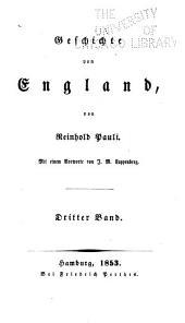 Geschichte von England: Band 3