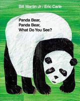 Panda Bear  Panda Bear  What Do You See  PDF