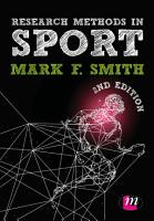 Research Methods in Sport PDF