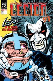 L.E.G.I.O.N. (1989-) #24