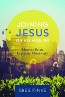 Joining Jesus on His Mission PDF