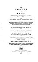 The History of Lynn PDF