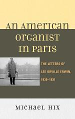 An American Organist in Paris