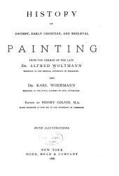 History of Painting: Ancient, early Christian and mediæval painting