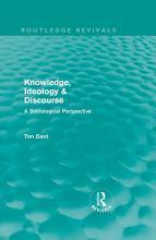 Knowledge  Ideology   Discourse PDF