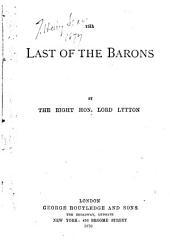 Lord Lytton's Novels