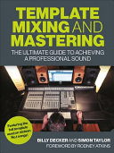 Template Mixing and Mastering PDF