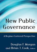 New Public Governance PDF
