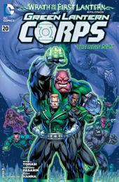 Green Lantern Corps (2011-) #20