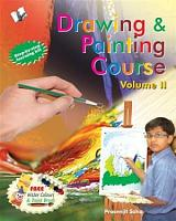 DRAWING   PAINTING COURSE VOLUME   II  FREE Watercolours   Paintbrush  PDF