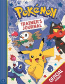The Official Pokémon Trainer's Journal
