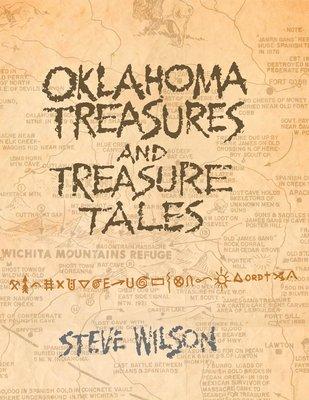 Oklahoma Treasures and Treasure Tales PDF