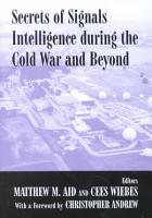Secrets of Signals Intelligence During the Cold War and Beyond PDF